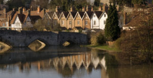 Kent village houses